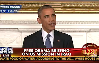Thursday Cable Ratings: Fox News #1, MSNBC Last in Demo During Obama Iraq Speech