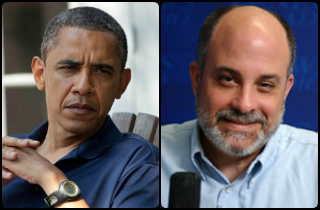 Mark Levin Blasts Obama for Vacationing at 'Whitest Place on Earth'
